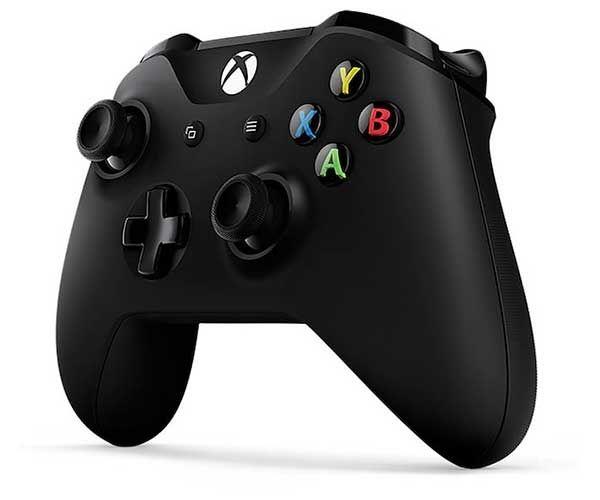 Controle Microsoft XBOX ONE Wireless Preto, 6CL-00002