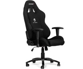 Cadeira Gamer AKRacing Gaming Dignitas Edition Pro Black/White, AK-DIGNITAS-PRO-WT
