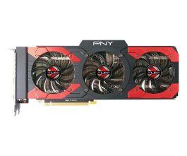 Placa de Vídeo PNY Geforce GTX 1070 8G XLR8 OC GDDR5 256Bit, VCGGTX10708XGPB-OC