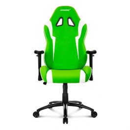Cadeira Gamer AKRacing Gaming Wolf Verde/Branco, 10251-9