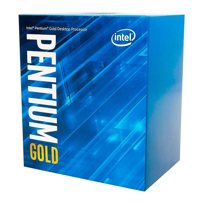 Processador Intel Pentium Gold G6400 Dual-Core 4GHz 4MB Cache LGA1200, BX80701G6400