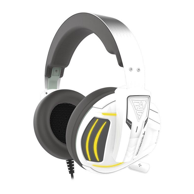 Headset Gamer Gamdias Hephaestus E1 Branco RGB USB, Hephaestus-E1