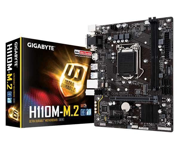 Placa Mae Gigabyte GA-H110M-M.2, LGA 1151 Chipset Intel ...