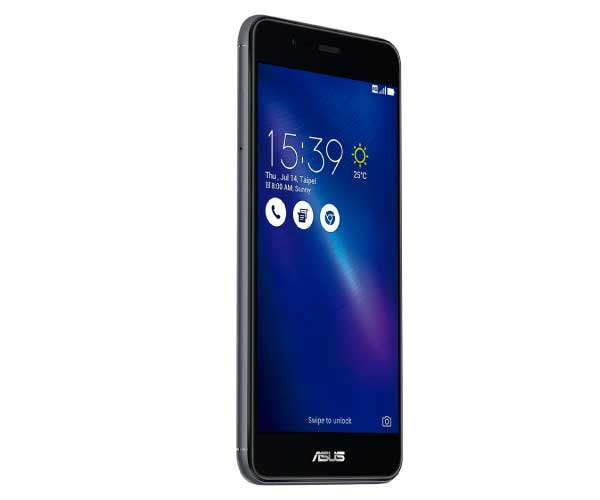 smartphone asus zenfone 3 max cinza quad core 16gb asus. Black Bedroom Furniture Sets. Home Design Ideas