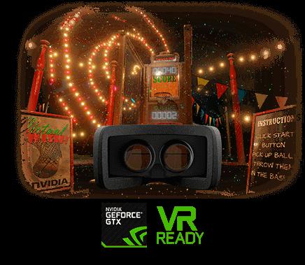 Nvidia VR Ready